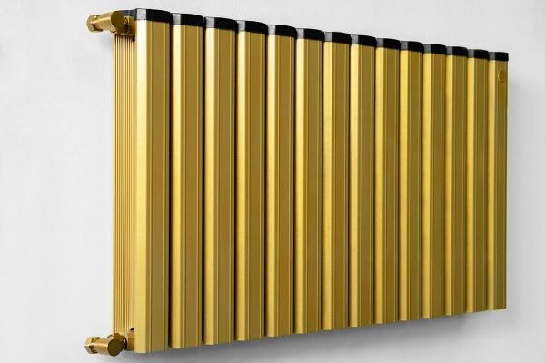 Дизайн радиатор Anit Pioneer - gold