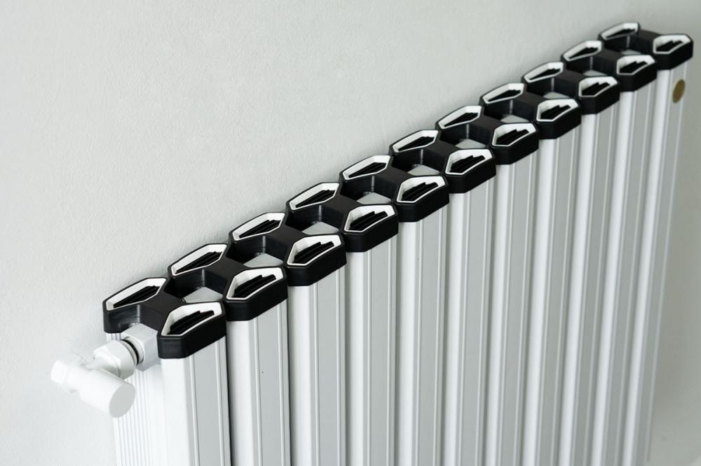 Дизайн радиатор Anit ECO Pioneer - white