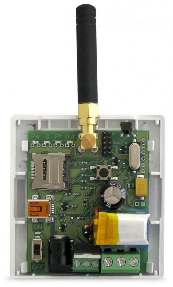 GSM - термостат «КотелОК»