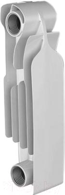 Радиатор отопления биметаллический BiLUX plus R 200 (1 секция)