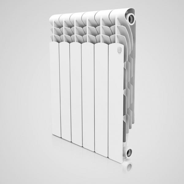 Радиатор алюминиевый Royal Thermo Revolution 500 (1 секция)