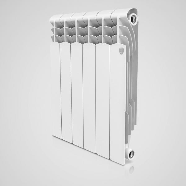 Радиатор биметаллический Royal Thermo Revolution Bimetall 350 (1 секция)