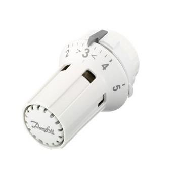 Комплект термостатический (Клапан запорный прямой + RTR-C 7070 Термоголовка)