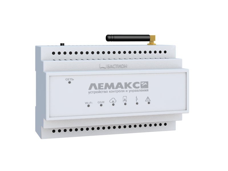 Устройство контроля и управления LEMAX